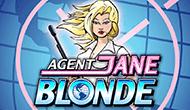 Игровые автоматы Agent Jane Blonde