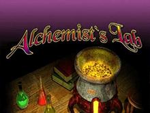 Игровой автомат Лаборатория Алхимика
