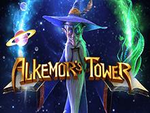 Азартная игра с волшебными призами - Башня Алкемора