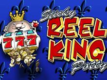 Играть на деньги в автомат Король Барабана