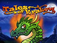 Игровой слот Tales Of Krakow